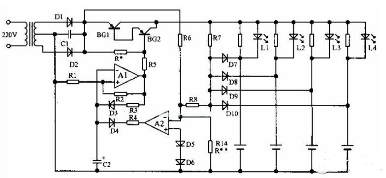 电路组成及三种状态