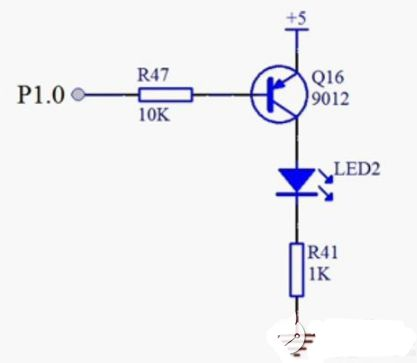 9012三级管开关电路图大全