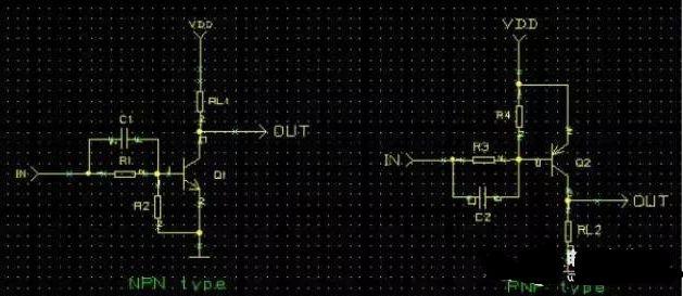 9011三级管开关电路图大全-文章-基础课-模拟电路